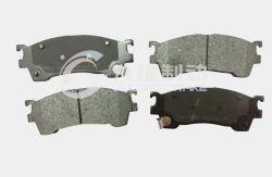 De ceramische AutoStootkussens Van uitstekende kwaliteit van de Rem de AutoDelen voor van Mazda (D637 /CBY1)