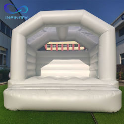 Mini im Freien aufblasbares Prahler-federnd Schloss-aufblasbarer springender Haus-aufblasbarer Trampoline-Prahler für Kinder