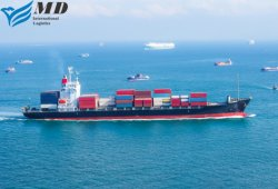 Vrachtverreiker ons deur tot deur Guangzhou Batam Yiwu vracht Expediteur FCL LCL naar UK Logistics Sea Freight