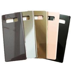 für Telefon-Batterie-Deckel-Glasfall-Telefon-rückseitigen Deckel der Samsung-Galaxie-Anmerkungs-8