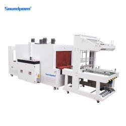 Стопор оболочки троса производителей машины высокой скорости автоматическое ПВХ термоусадочная машина резки листа