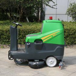 Brosse douce Auto électrique à conducteur porté sur l'épurateur Machine (DQX86B)