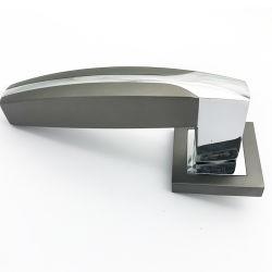 Maniglia di portello di alluminio in lega di zinco moderna europea della leva del portello della stanza