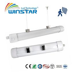 Intelligente Triproof LED Beleuchtung-Vorrichtung des Nahrungsmittel-Fabrik-Licht-IP66 IP69K 30W 60cm 130lm