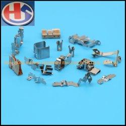 Электрические цепи питания деталь штамповки используется для автоматического часть, штекер питания вставьте