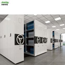 Ulk Racks de stockage de l'acier de systèmes de rayonnages mobiles métalliques personnalisées
