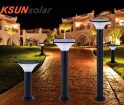 Venda a quente Kingsun 7W Luz Solar para jardim relvado Solar da retaguarda