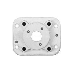 Pezzo fuso di investimento delle parti dell'alluminio del rivestimento della polvere/pezzo fuso del metallo per il hardware e le cerniere fatti in Cina