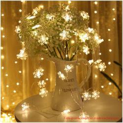 Voyant LED petites lumières Star Feux clignotants de boîtier de batterie de feux de vacances de Noël Ins des lumières décoratives gros transfrontalière