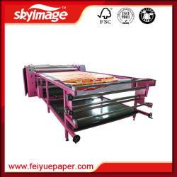 デジタル織物印刷のための420mm*2600mmのカレンダの熱の出版物