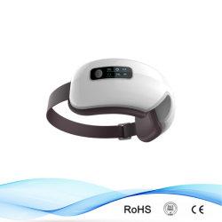 Vibração recarregável Olho Eletrônico massajador com aquecimento e a amassar