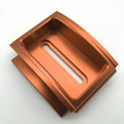 CNC van het aluminium Prototyping van het Metaal de Delen van de Auto van het Aluminium