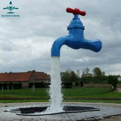 Nouveau design Jardin extérieur décoratif de la musique de danse Fontaine de l'eau du robinet