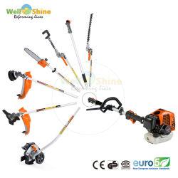 53cc 7 In1 Hulpmiddelen van de Tuin van de Snoeischaar en van de Benzine van het Gras Turkije-Mt520 de Multifunctionele