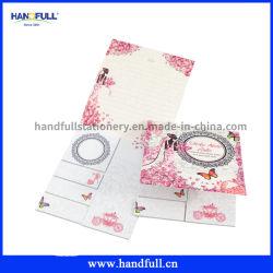 En forme personnalisé de haute qualité de la colle personnalisé imprimé Note adhésive