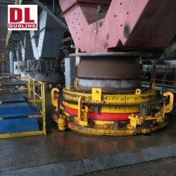 concasseur à cônes Duoling hydraulique usine de broyage de pierre ligne