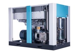 L'industrie automobile 400cfm Heavy Duty Mini compresseur d'air exempt d'huile de l'eau Compresseurs lubrifiés