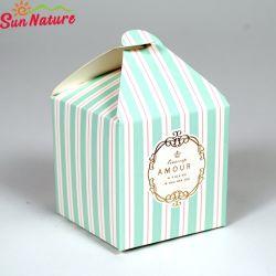 La naturaleza de Sun regalo de bodas decoración Embalaje Caja de caramelos de chocolate