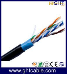 Ce SGS CCC Outdoor UTP Cat6e le câble de données
