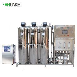 A osmose inversa RO a dessalinização purificar o equipamento da máquina de Tratamento de Água do Sistema de fábrica