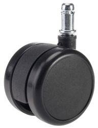 60mm het Nylon Wiel van de Gietmachine voor Meubilair en Stoel, het Wiel van de Draaistoel