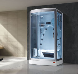 Salle de bains Design de Mode Simple cabine de douche de vapeur