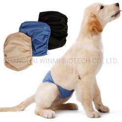 애완 동물은 개 기저귀로 위생 수컷 개를 공급한다