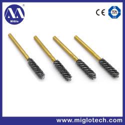 Spazzola industriale personalizzata del tubo della spazzola per il polacco di sbavatura (TB-200058)