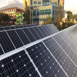 Accueil Système d'alimentation de l'énergie solaire 3kw/ panneau solaire photovoltaïque de kit pour Home 5kw / générateur de puissance solaire système hybride avec livraison gratuite 10kw 15kw