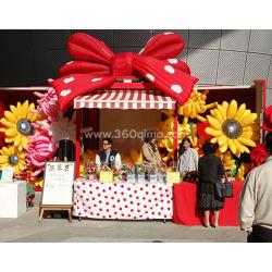 Mod333良質の装飾および広告のための膨脹可能な花モデル