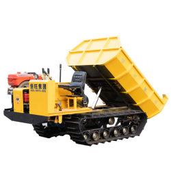De hydraulische Mini Diesel van de Palm van de Olie van het Kruippakje Kipwagen van de Vrachtwagen