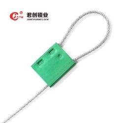 1mm 1.5mm 1.8mm 2mm 2.5mm 관례 콘테이너 ISO17712를 가진 알루미늄 케이블 물개