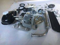 Vélo de course moteur / PIC 2 Accident vasculaire cérébral 80cc avec kit de soupape de Reed à profil bas pour les courses