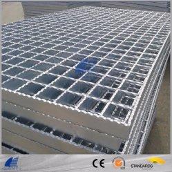Galvanisierte Hochleistungsstahlvergitterung für Sumpf, Graben, Entwässerung-Gitter