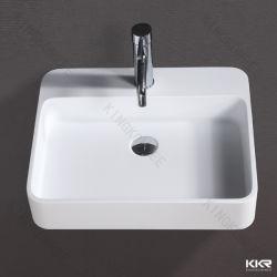 Italienische weiße Badezimmer-Eitelkeits-Wand hing Bassin-Speicher-Schrank