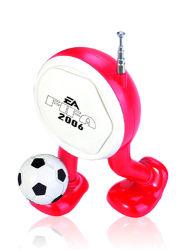 El fútbol Auto-Scan FM Radio (5068)