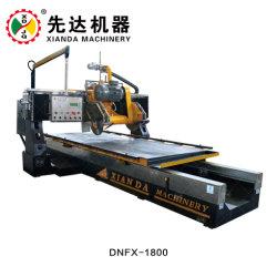 Pierre Xianda Dnfx-1800 Machine de profilage des plinthes ligne, ligne de bordure