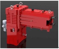 SZ-Serien-Getriebe-Verteiler-Kasten für doppelten Schraubenzieher