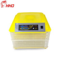 Machine van de Broedplaats van het Ei van de Kip van Ce van de Incubator van 96 Eieren van Hhd de Mini Automatische