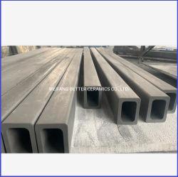 La réaction de carbure de silicium collé Sisic Rbsic / pour les poutres fabricant ISO9001 approuvé