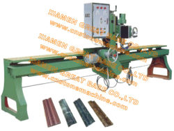 Bord de Marbre Granit polisseuse Profilage de pierre de machines de coupe