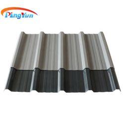 ورقة سقف من مادة PVC مانعة للحرارة خاصة بالمنازل السكنية