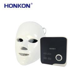 Salon de beauté Fournitures masque LED thérapie de soins de rajeunissement de la peau du visage
