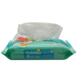 Orgánicos biodegradables de licitación del recién nacido bebé agua pura Las toallitas húmedas