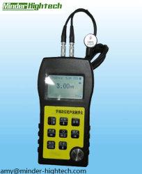 MD-Cy02 attraverso il tipo calibro del rivestimento di spessore ultrasonico di alta precisione per lo strato/tubo/a strati il materiale