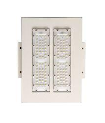 100W réglable LED de couleur de la station de gaz explosif La preuve la lumière de l'auvent