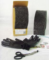 環境に優しく無毒なステンレス鋼のウールロール