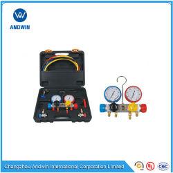 Qualitäts-Druckanzeiger/vielfältiges kühlanzeigeinstrument/vielfältiges Anzeigeinstrument-Set
