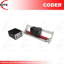 La tinta sólida la máquina de codificación/máquina de estampación cinta/Impresora de China