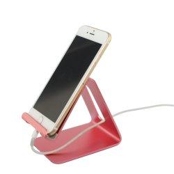 Basamento del telefono mobile della visualizzazione del metallo degli accessori del telefono delle cellule